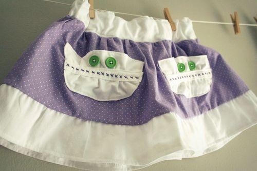 Lucias skirt
