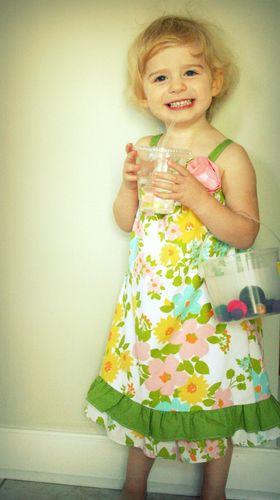 Dress standing