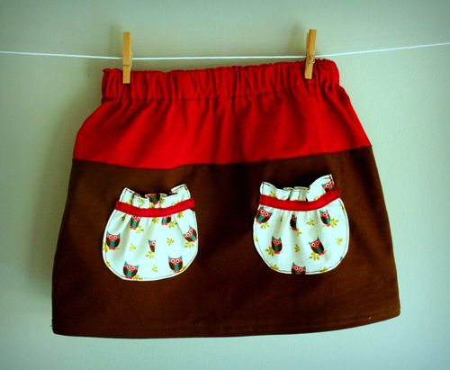 Owl skirt 1