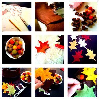 Leaf collage 2