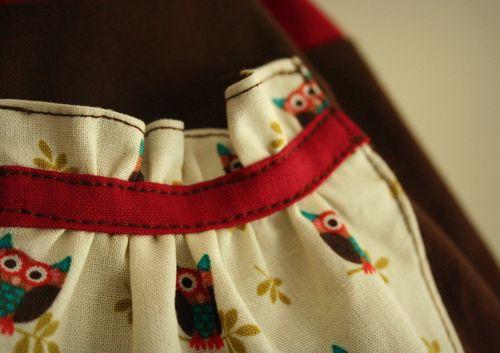 Owl skirt 2