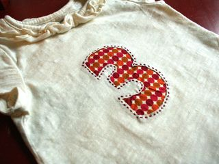 Number shirt 2