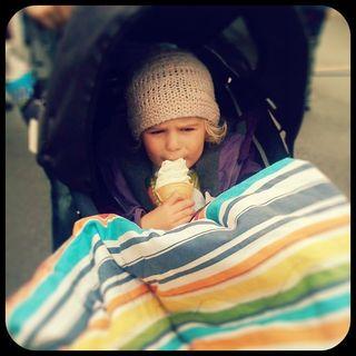 Fair ice cream