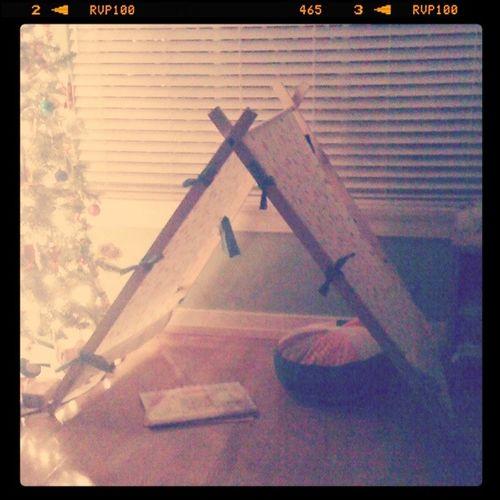 Play tent insta