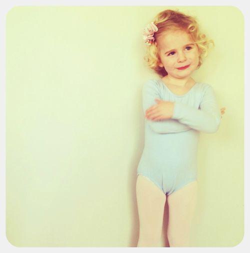 Ballet 1 framed