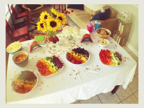 Rainbow party 4